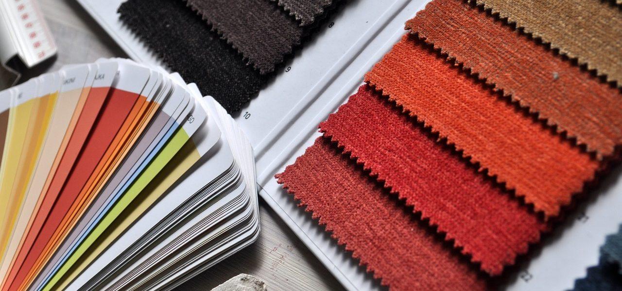 color palette for home decoration